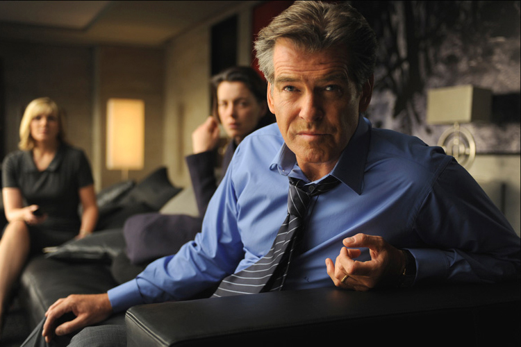 "Waldorf Ford Used Pierce Brosnan on Polanski, Tony Blair and ""The Ghost ..."