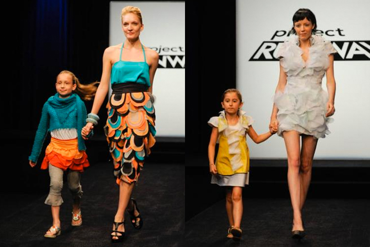 Project Runway  In  Fashion Design Challenge