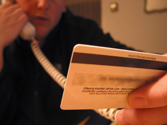 Get a credit card, but be careful with it after bankruptcy