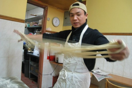 The incredible expanding noodle, and where to eat it