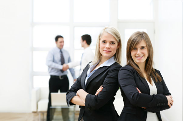 How Men & Women See the Workplace Differently