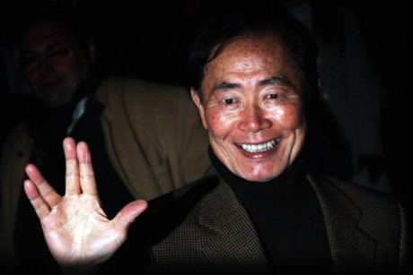 George Takei: Pop culture punch line turned hero