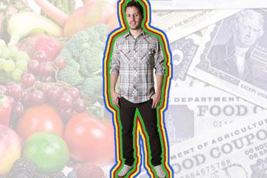 Organic Salmon Food Stamps