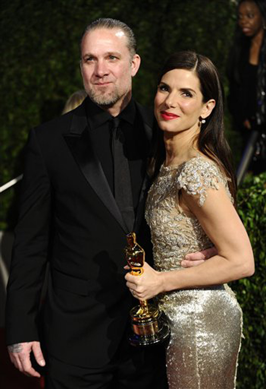 Jesse James apologizes to Sandra Bullock, his kids - Salon.com