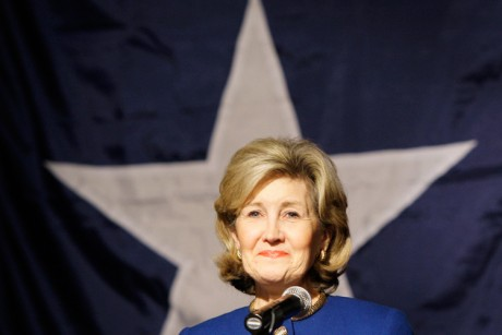 Kay Bailey Hutchison: The GOP's Martha Coakley