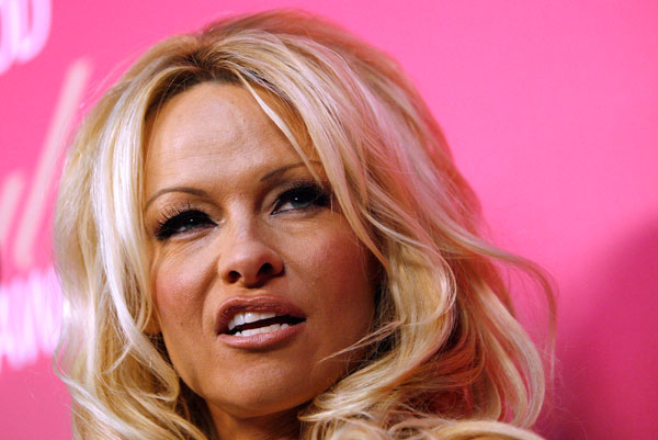 Pamela Anderson turns down ALS ice bucket challenge over animal     AllBobbleHeads com