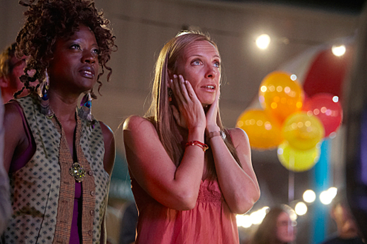Viola Davis And Toni Collette The United States Of Tara What If Heather Havrilesky Is