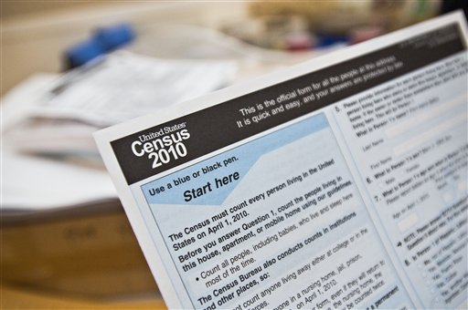 Conservatives Fight The Power Obstruct The Census