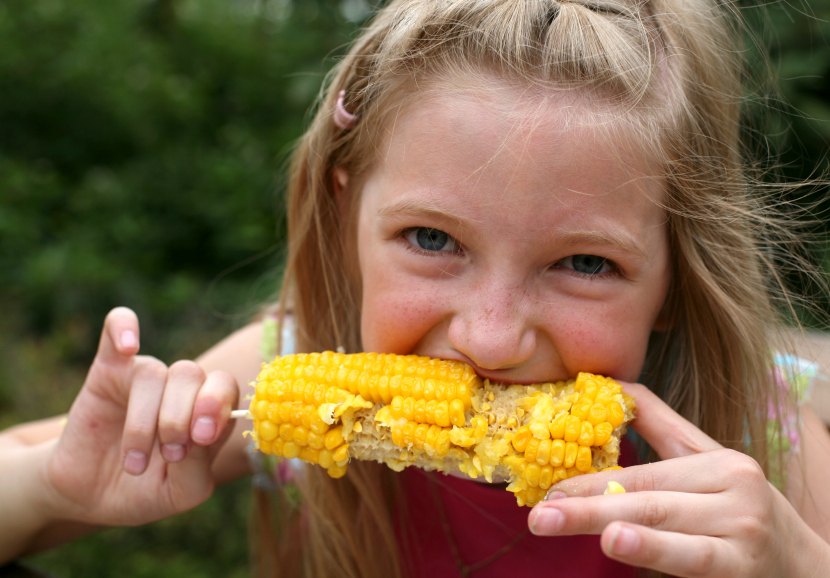 how to help kids eat variety of food
