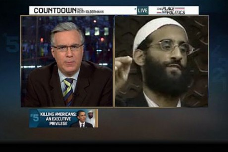 Olbermann on Obama's assassination program