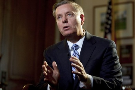 Right-wing group calls Lindsey Graham gay again