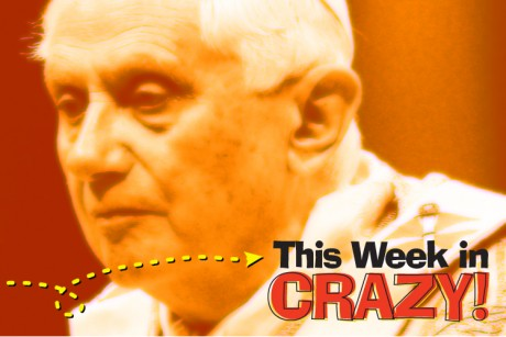 The Crazy Pope