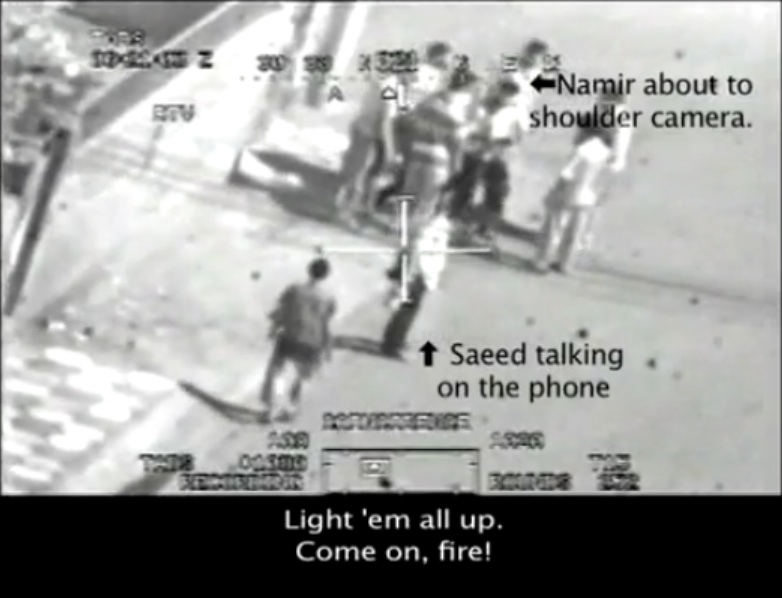 A guide to watching WikiLeaks' video of shooting in Iraq ...
