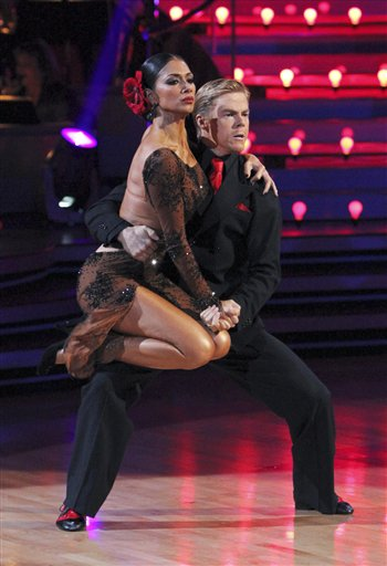 Dancing with the stars porn