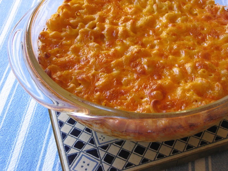 Elemental macaroni and cheese, original comfort food - Salon.com