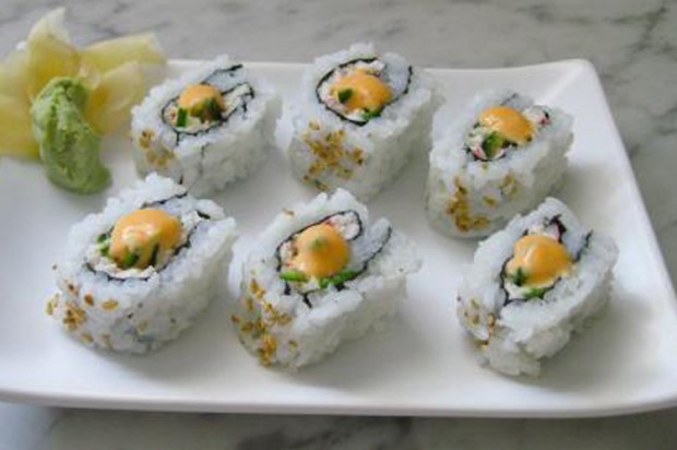 Remaking a dangerous craving: Pregnancy-safe sushi