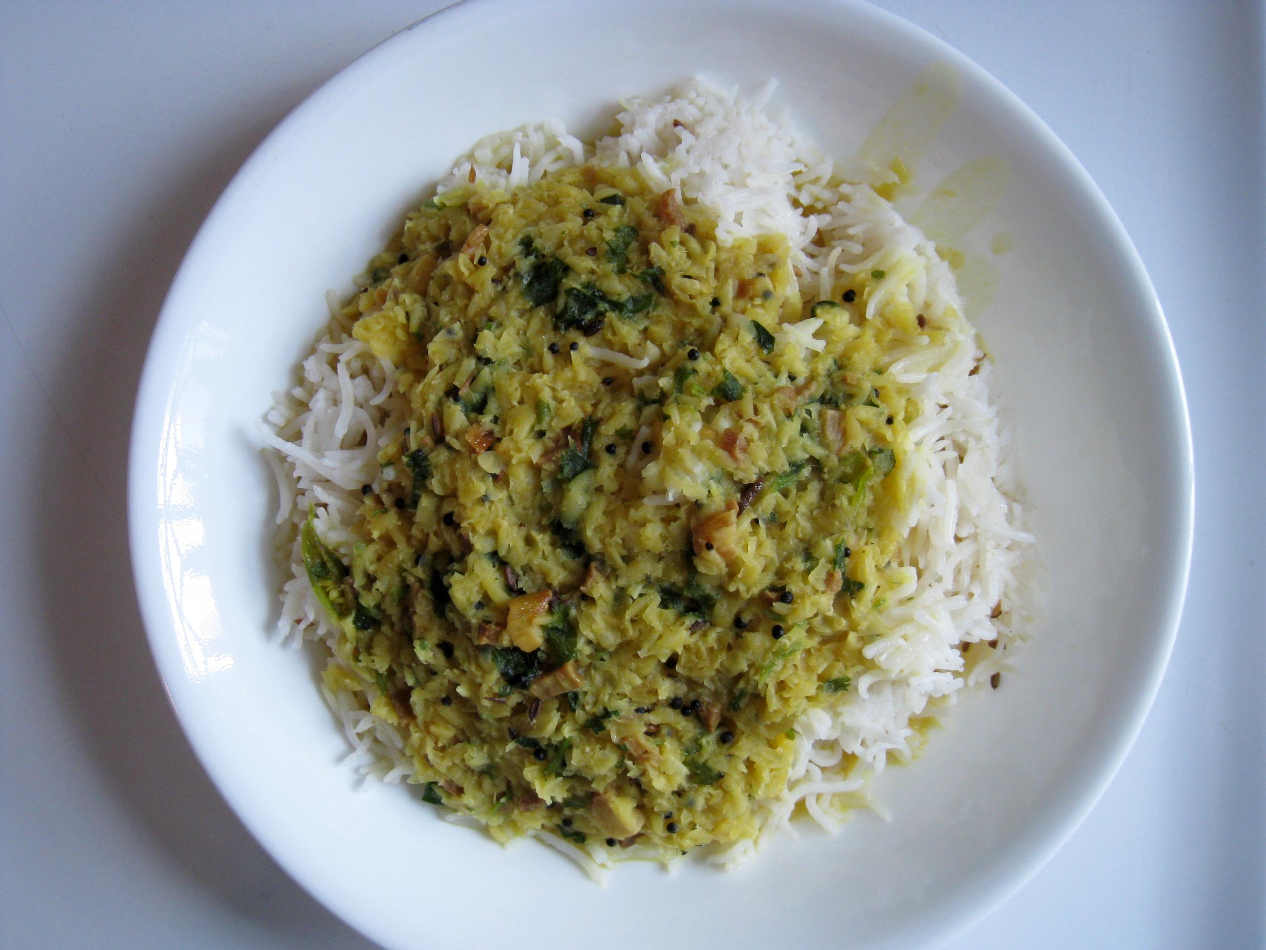 Dal Chawal (Indian lentils and rice) recipe | Salon com