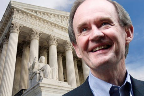 David Boies on the fight for gay marriage