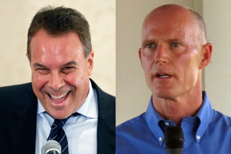 Florida's unsavory billionaire candidates embarrassing selves