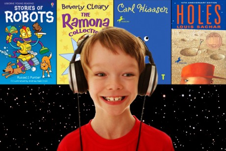 Great audiobooks for your kids