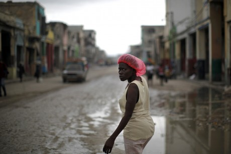 Haiti: Still an