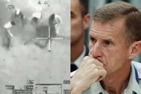 McChrystal and WikiLeaks: A double standard?