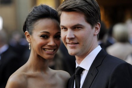 Zoe Saldana gets engaged to longtime boyfriend Keith Britton