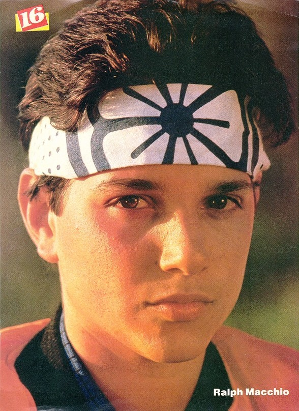 Ralph Macchio Age Karate Kid