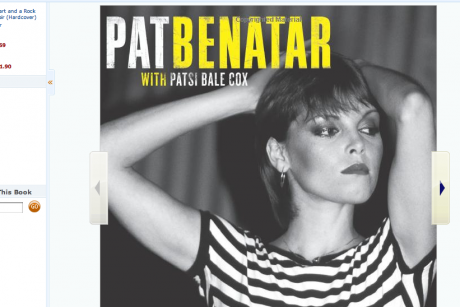 10 best moments from Pat Benatar's memoir
