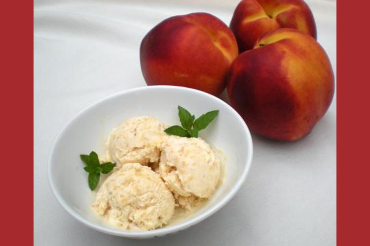 Georgia peach ice cream recipe - Salon.com
