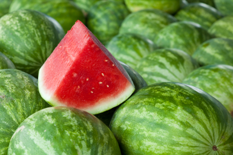 how to tell a sweet watermelon