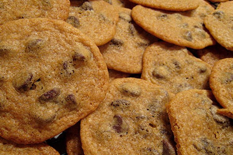 Super Thin Crispy Chocolate Chip Cookie Recipe Salon Com