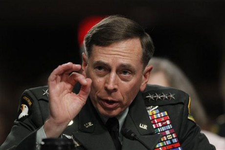 General Petraeus, just another philanderer