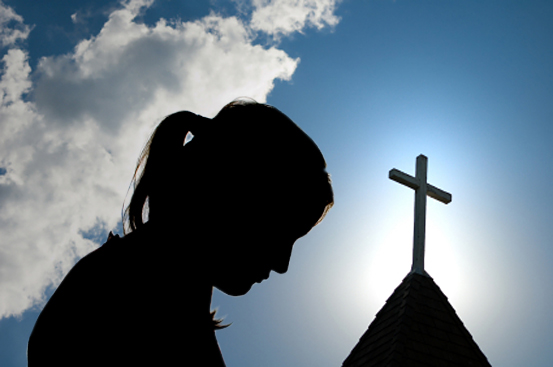 părăsirea bisericii
