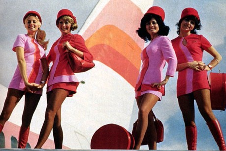 Before flying was bad: My glory days as a flight attendant