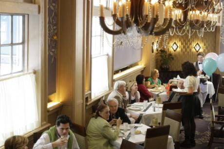 Five years later a richer whiter new orleans New orleans restaurants garden district