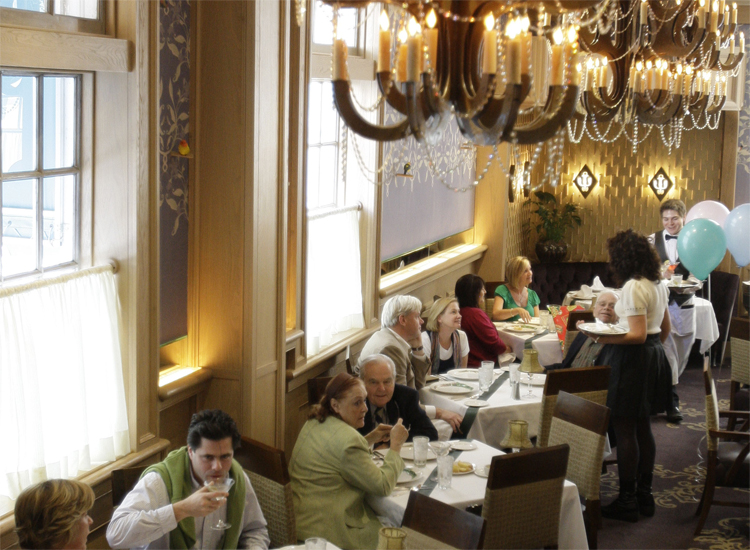 Five years later a richer whiter new orleans - New orleans garden district restaurants ...