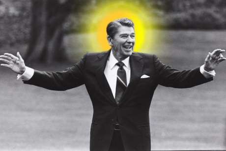 This week in baseless Reagan hagiography