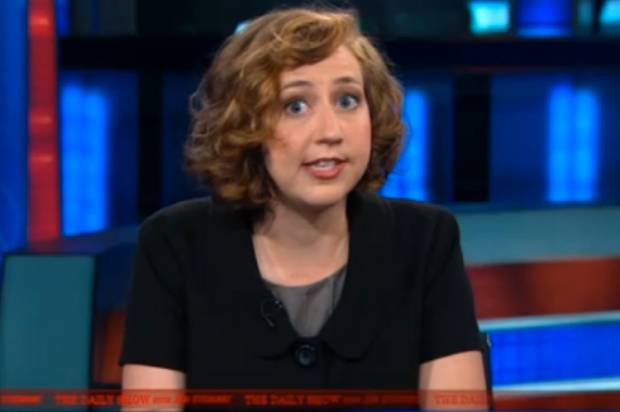 Kristen Schaal to replace Mandy Moore in ABC pilot