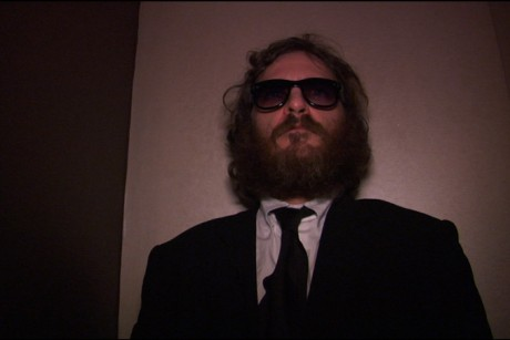 Trailer for Joaquin Phoenix documentary brings the strange
