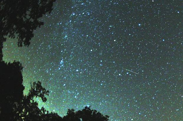 End of the Peak Tonight for the Perseid Meteor Shower