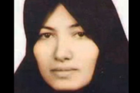 Mohammadi Ashtiani the Iranian woman facing execution for adultery