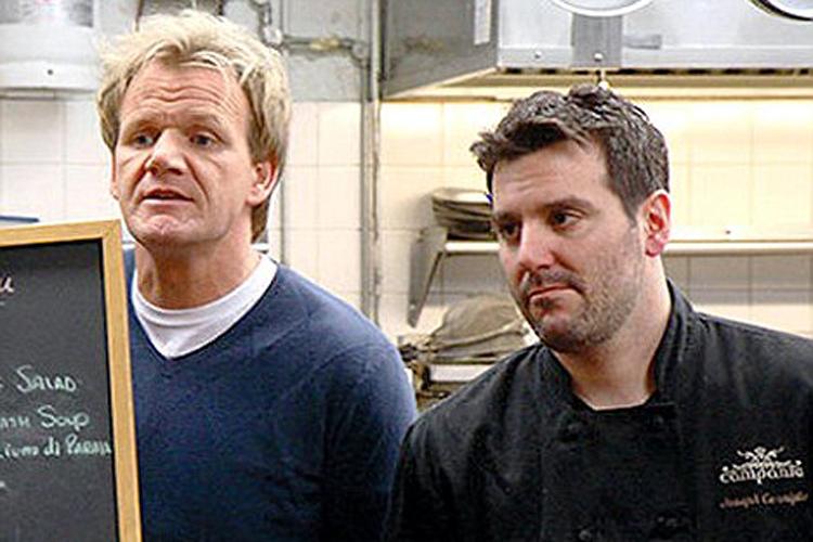 Did Chef Gordon Ramsay Drive A Man To Suicide Salon Com