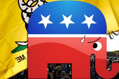 The Tea Party: Winning in spite of itself
