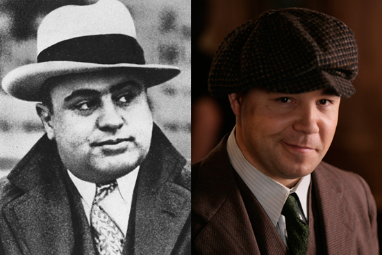 a look at the criminal life and empire of italian gangster al capone A young capone learned invaluable lessons that were the foundation of the criminal empire he al capone practicing with of the italian gangster community.