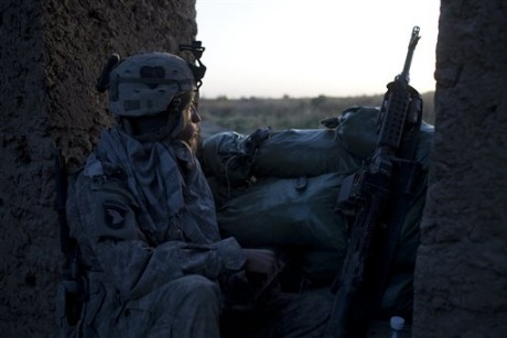 Army digs in for the long haul in Afghanistan