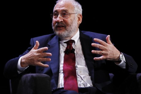 Joe Stiglitz on the new world economy