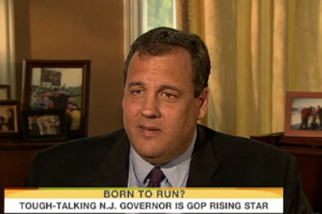 NBC's glowing, hilarious ode to Chris Christie