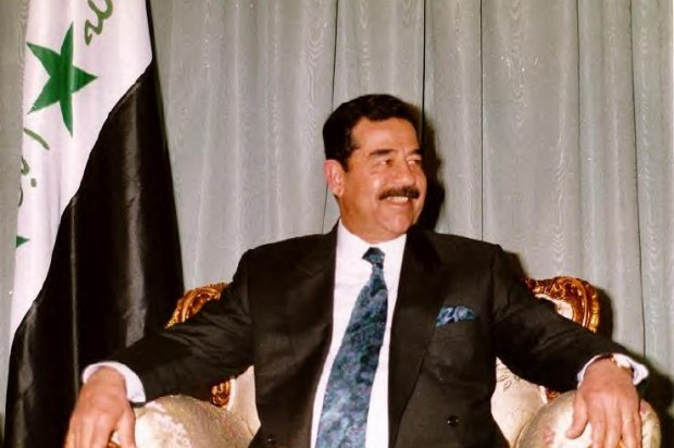 CIA helped Saddam gas Iran in '88