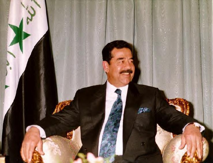 Image Result For Saddam Husein